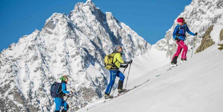 alpinismo e arrampicata
